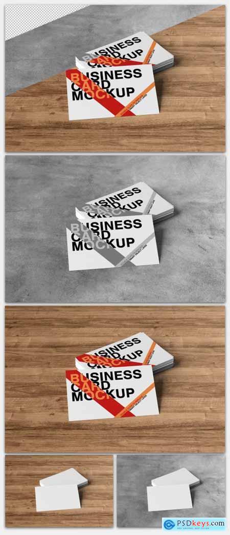Business Card Mockup 335103650