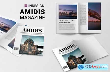 Amidisi - Magazine