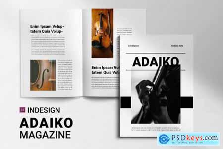 Adaiko - Magazine
