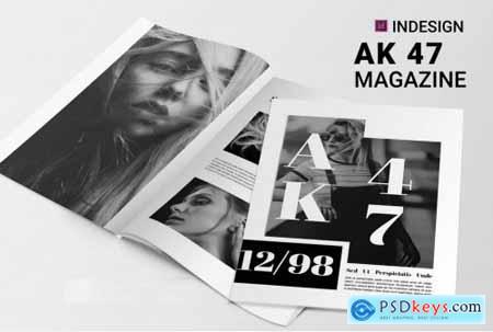 AK 47 - Magazine