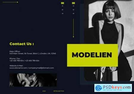 Modelien Brochure