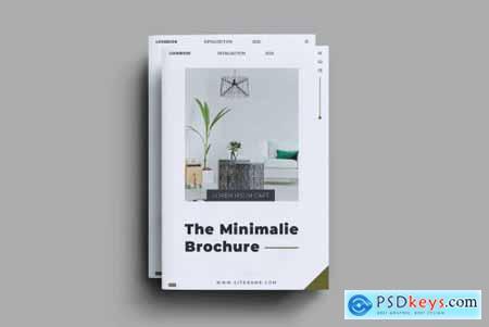 Minimalie Brochure