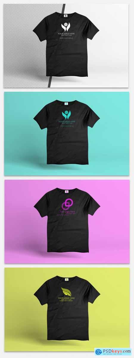 T-Shirt Mockup 335104491
