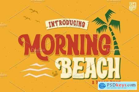 Morning Beach 4761099
