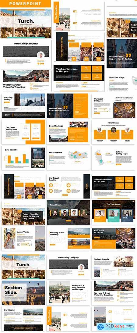 Turch - Business Powerpoint Template