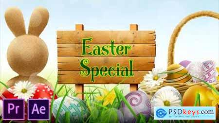Easter Special Promo Premiere Pro 26238742