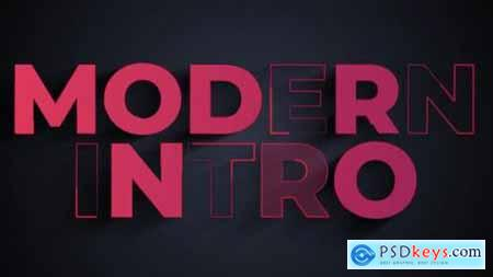 Modern Typography Promo 26259639