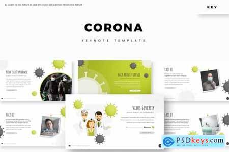 Corona - Keynote Template