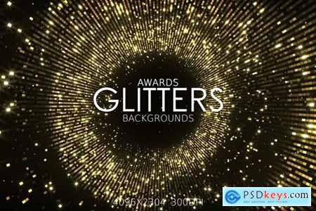 Awards Glitters Backgrounds