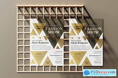 Fashion Flyer Template Vol 02