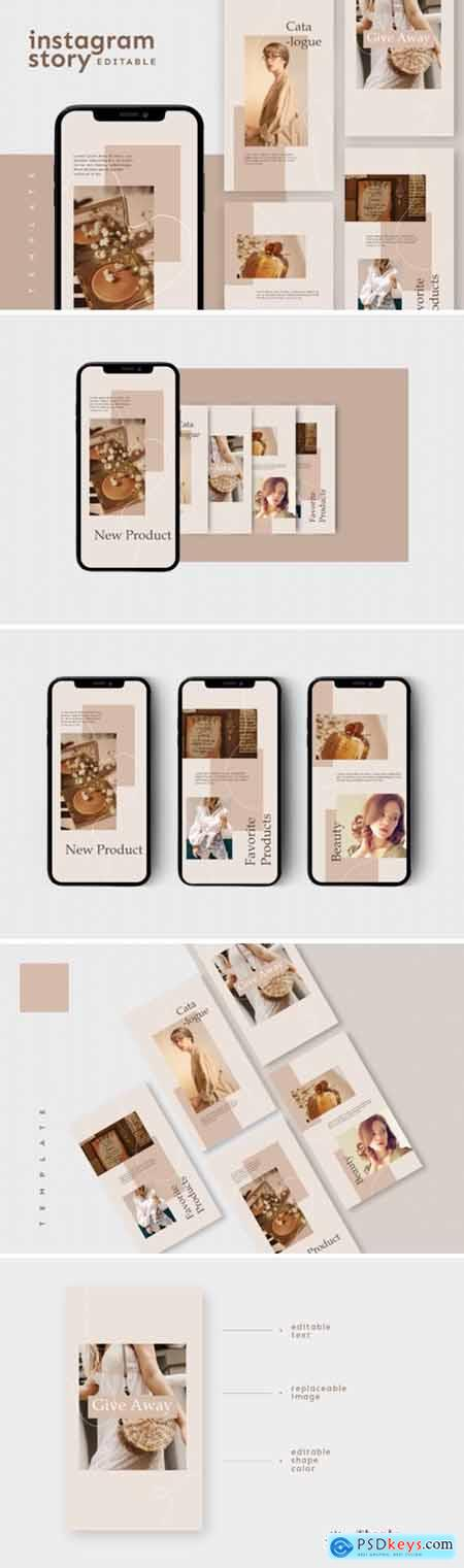 Instagram Story Template 3783647