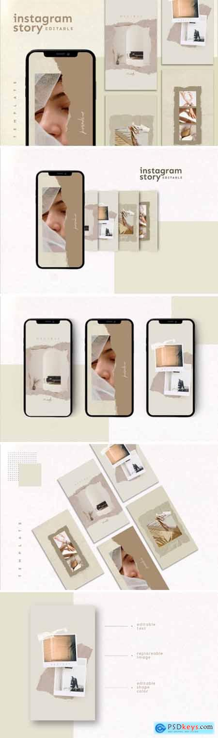 Instagram Story Template 3783654