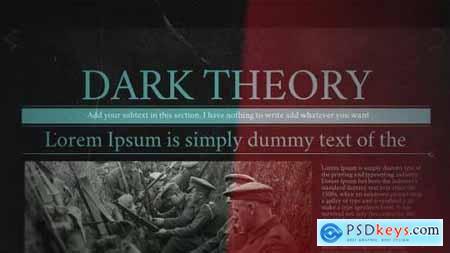 Dark Theory 26281966