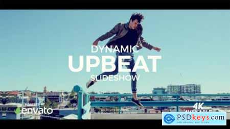 Dynamic Upbeat Slideshow 20175505