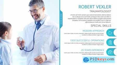 Healthcare Minimal Folder 26277542