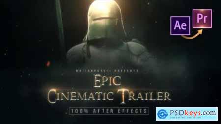 Epic Cinematic Trailer Premiere PRO 26277754
