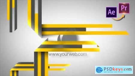 Stripes Logo Revelear Premiere PRO 26277264