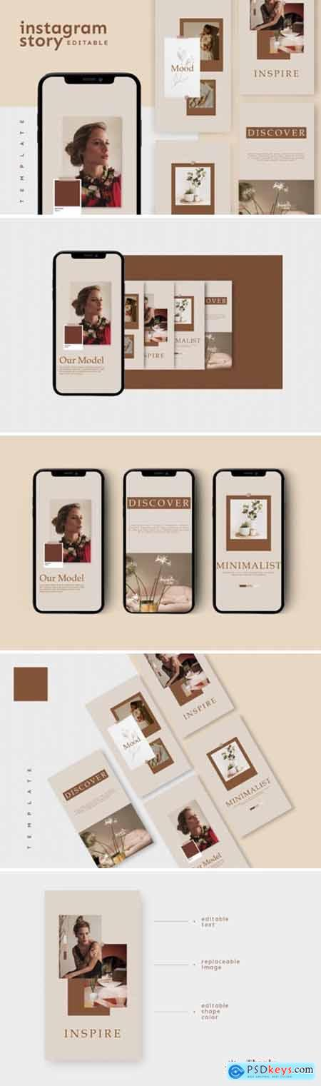 Instagram Story Template 3826784
