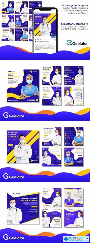 Medical Health Instagram Post 3821527