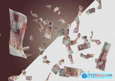 Dollars Euro pounds money