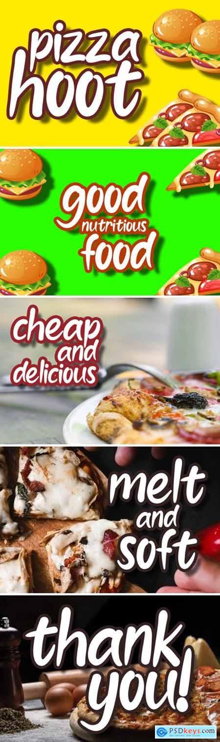 Pizza Hoot Font