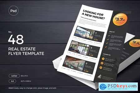 Slidewerk - Real Estate Flyer 48