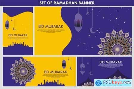Ramadhan Background Template