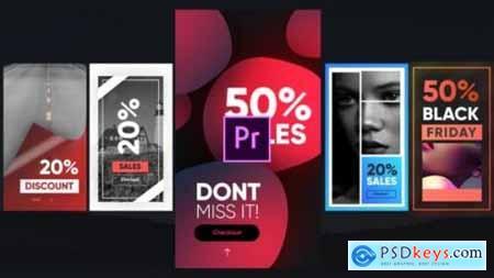 Instagram Sales Stories-Premiere Pro 26327289