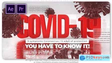 Coronavirus Info Main Symptoms and Ways of Protection 26363425