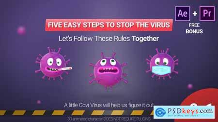 Corona Virus (Five Simple Rules) 26203876
