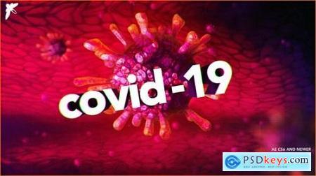 Covid-19 Logo 26389351