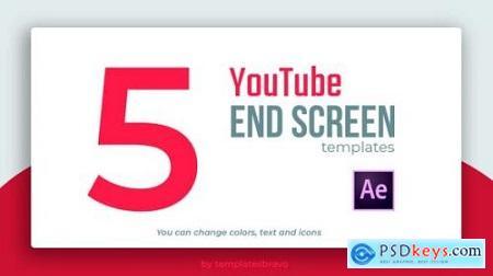 YouTube End Screens 24466065