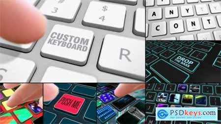 Custom Keyboard 9917187