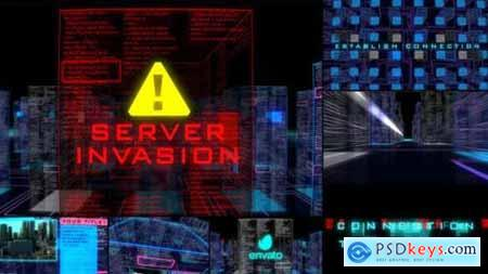 Server Invasion Template 10788366