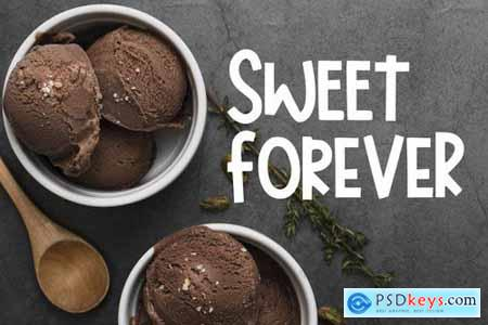 Candy Sugar Font