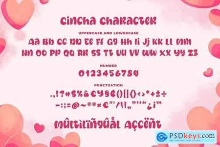 Cincha - Unique Rounded Font