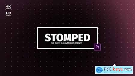 Stomped Opener For Premiere PRO 22119278