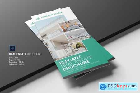 Real Estate Trifold Brochure 4686425