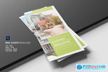 Real Estate Trifold Brochure 4686412