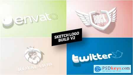 Sketch Logo Build v2 26403283
