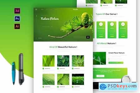 Naturepic - Newsletter Template