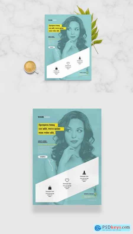 Multipurpose Simple Flyer Layout 341015261