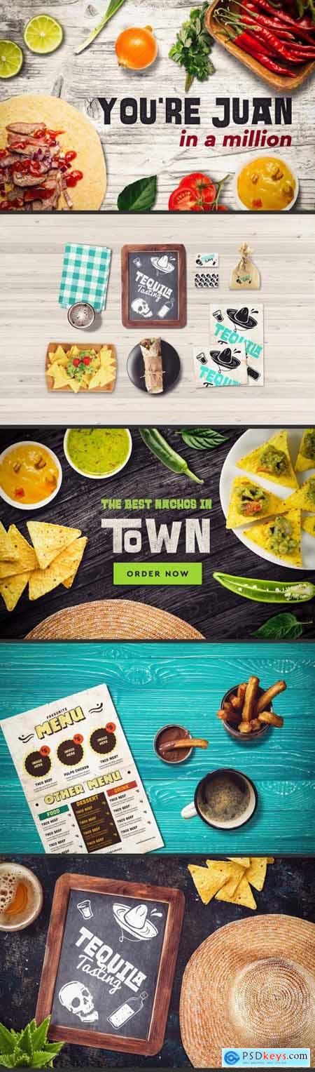Mega Bundle Restaurant Scene Creator 3738881