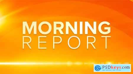 Morning Report 19223664