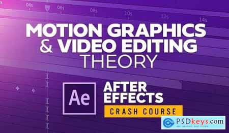 Motion Graphics & Video Editing Theory - After Effects Crash Course Part 1