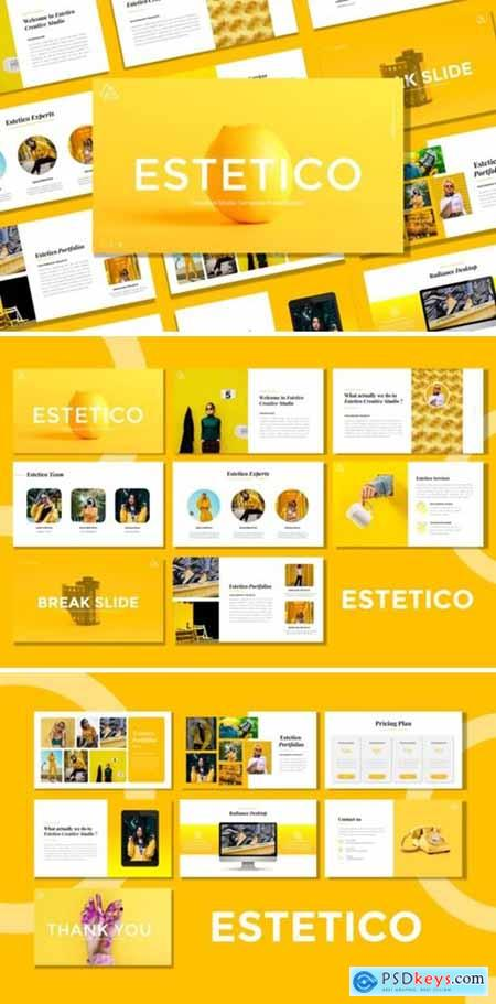 Presentation Templates - Estetico 3965139