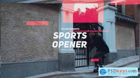 Sports Opener 22829516