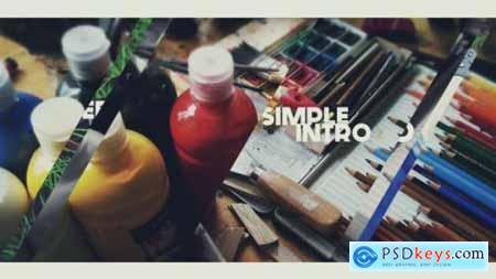 Simple Intro 14188267