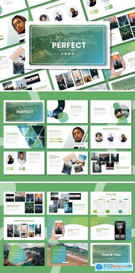Presentation Templates - Perfect 3975952