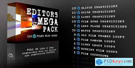 Editors Mega Pack 4179719